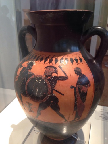 Ode to a Greecian Urn