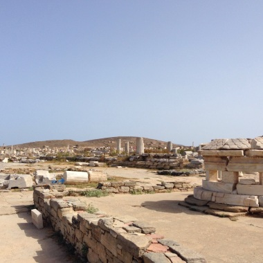 A view of Delos